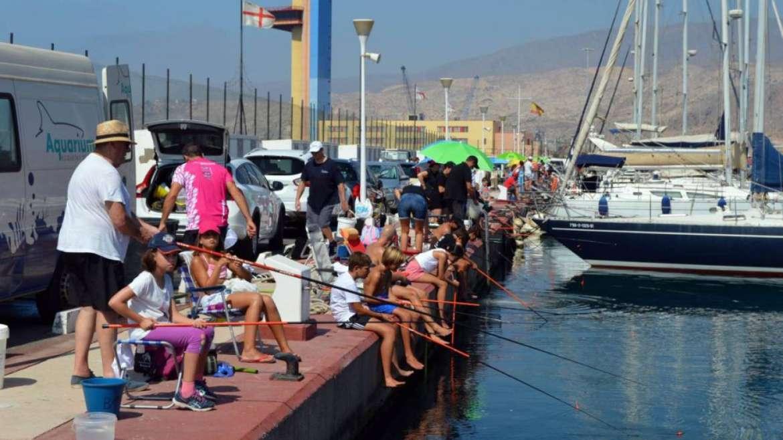 Aquarium Costa de Almería fomenta la pesca responsable en un concurso infantil